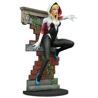 "Marvel Gallery Spider Gwen Unmasked 9"" PVC Figure (SDCC Exclusive) - multi"