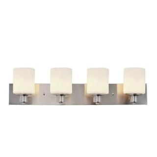 "Design House 578849 Dane 4 Light 32"" Wide Bathroom Vanity Light"