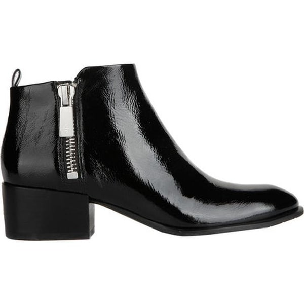 989ceef1e4d Shop Kenneth Cole New York Women s Addy Bootie Black Patent Leather - Free  Shipping Today - Overstock - 17682474