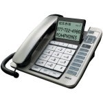 Rca 1114-1Bsga Corded Phone Answering System With Caller Id/Call Waiting