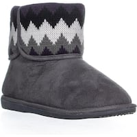 AR35 Bunny Winter Pull On Boots, Grey - 6 us