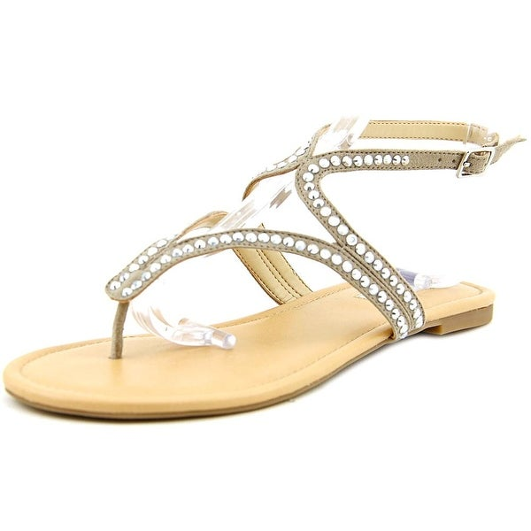INC International Concepts Maryna Women Open-Toe Synthetic Slingback Sandal