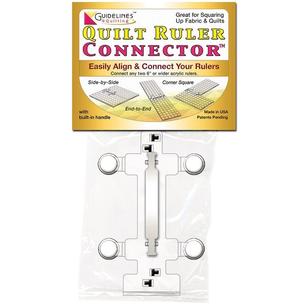 Quilt Ruler Connector -