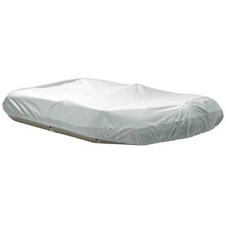 """Dallas Manufacturing Co. Polyester Inflatable Boat Cover B-Fits Up To 10'6"""" , Beam to 62"""" - BC3106B"""