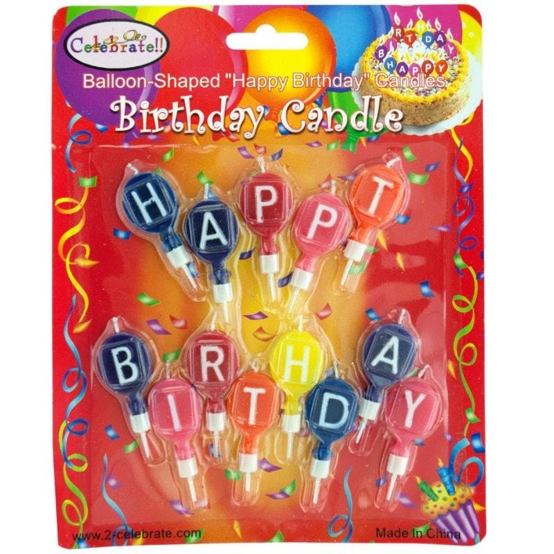 Carolines Treasures APH8872JMAT Happy Birthday Indoor or Outdoor Mat 24 x 36 in.