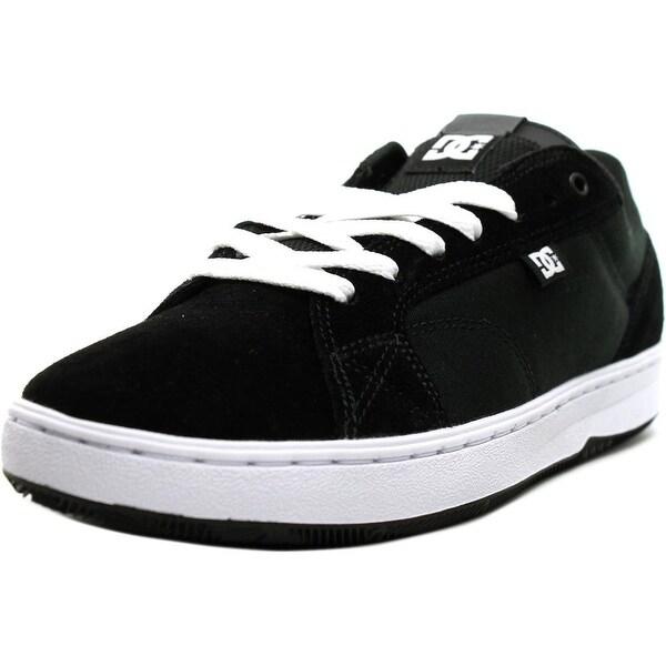 DC Shoes Astor Men Round Toe Canvas Skate Shoe