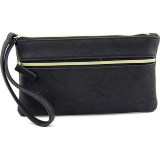 Mundi My Back-Up Buddy Women Synthetic Black Wristlet