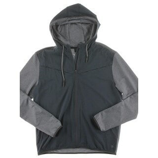 MPG Mens Adent Hoodie Performance Woven (4 options available)