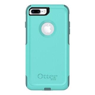 OtterBox Commuter Series Case For iPhone 7 Plus & 8 Plus - Aqua Mint - Aqua Mint
