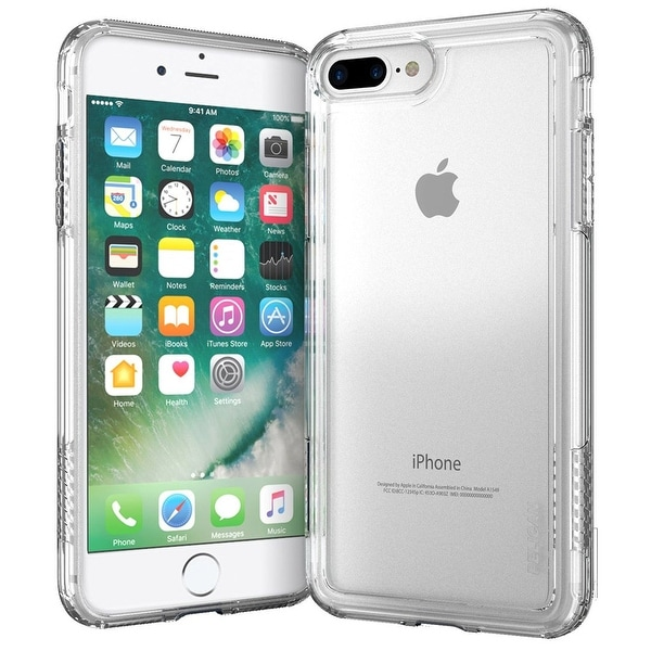 Pelican Adventurer Case iPhone 7 Plus Clear/Clear