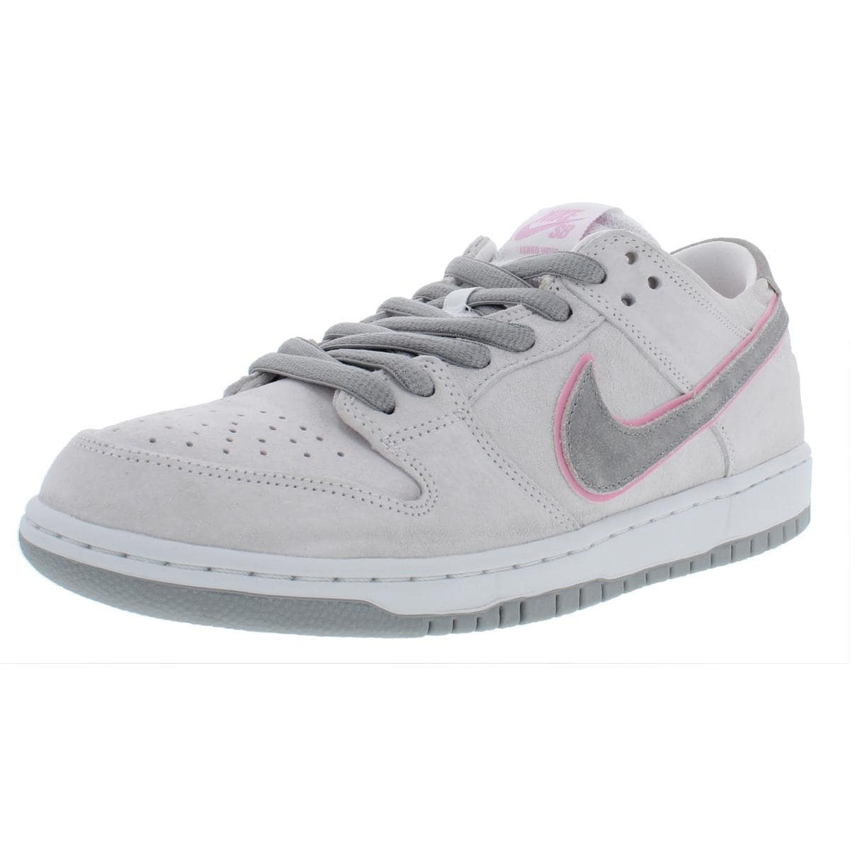Nike Mens SB Zoom Dunk Low Pro IW Athletic Shoes Suede Running