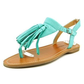 Lucky Brand Anneke Open Toe Leather Sandals