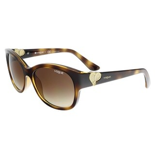 Vogue VO5034SB W65613 Havana Oval Sunglasses - 56-17-135