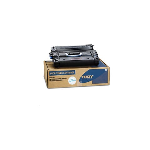 Troy MICR Toner Cartridge - Black Toner Cartridge