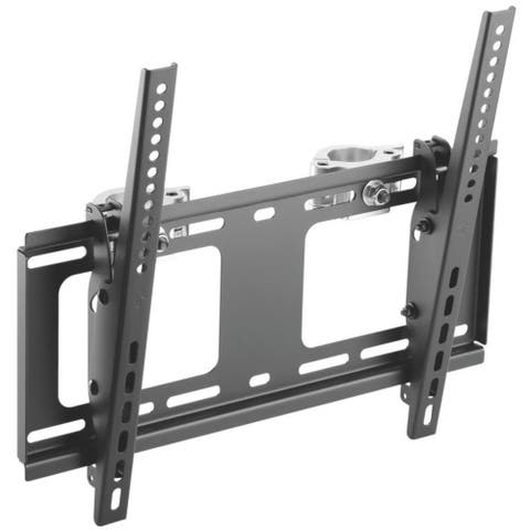 """Mount-It! Truss TV Mount for 32"""" to 55"""" with Quick Release Truss Clamp, Tilting TV Mount for 48 to 51 mm Truss Installation"""