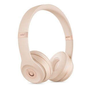 Beats by Dr. Dre Beats Solo 3 Wireless On-Ear Headphones Matte Gold