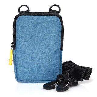 Kodak Soft Camera Case For The Kodak Printomatic, Mini Shot Instant Camera and Kodak Mini2 Printer (Option: Blue)