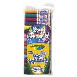 Crayola 16Pk Pipsqueak Marker