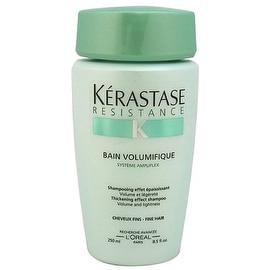 Kerastase Resistance Bain Volumifique Thickening Effect Shampoo 8.5 oz