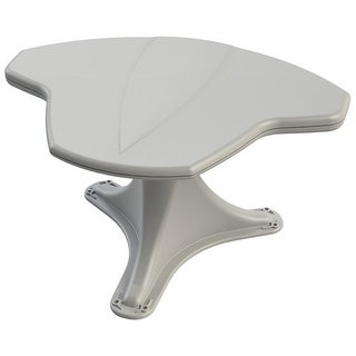 """KING Mount Directional HDTV Antenna - White Mount Directional HDTV Antenna"""