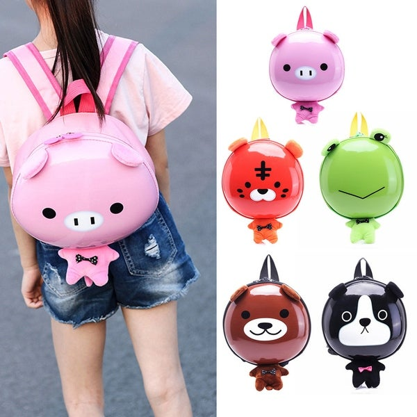 6b064b3ede Baby Girls Boys Kids Animal Cute Cartoon Pattern Backpack Toddler School Bag