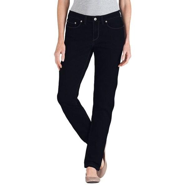 Dickies Womens Curvy Fit Stretch Skinny Jean