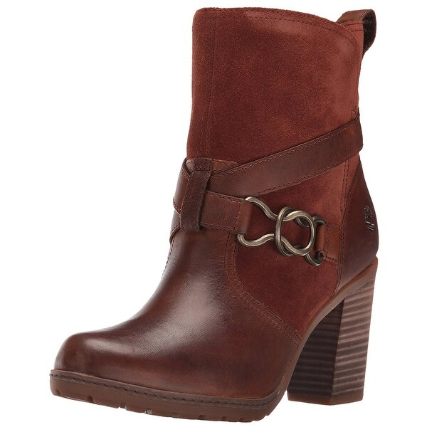 Timberland Womens ortholite Closed Toe Ankle Fashion Boots