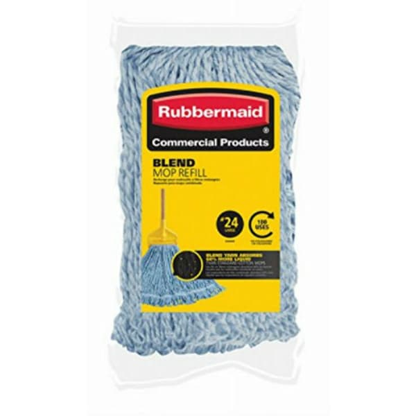 Rubbermaid FGD21528BL00 Blended Mop Refill, #24