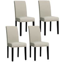 Buy Beige Wood Kitchen Dining Room Chairs Online At Overstock Our Best Dining Room Bar Furniture Deals