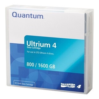 Quantum - Contains Qty 20 Quantum Mr-L6mqn-03 - 20Pk Ultrium-6 Data Cartridges Using Mp. 2
