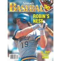 Shop Robin Yount unsigned Milwaukee Brewers Athlon Sports