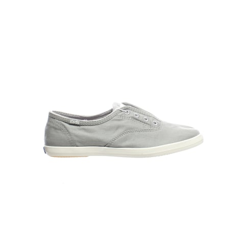 Keds Womens Chillax Drizzle Drizzle Grey Casual Flats Size 5.5