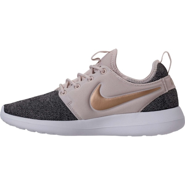 5294797d139a Shop Nike Womens Roshe Two Knit Low Top Lace Up Running Sneaker ...