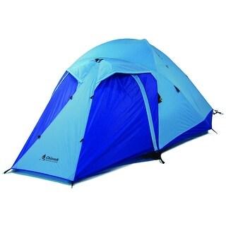Chinook Cyclone 3 Person 4-Season Tent - FiberGlass Poles