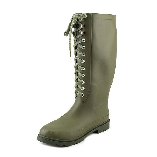Tatoosh LACEUP Green Snow Boots