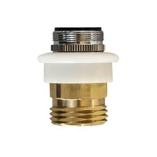 EdgeStar ADAPTER Quick Connect Faucet Adapter for use with Wort Chillers and Bottle Washers - GOLD