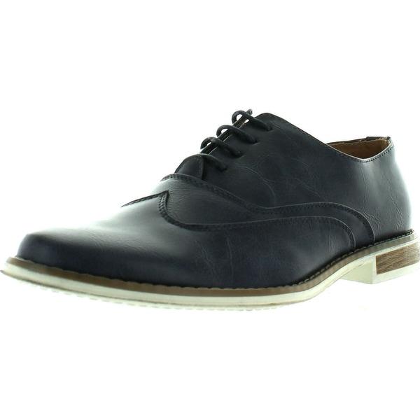 Miko Lotti Hm236 Men's Lace-Up Oxford Shoes