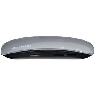 Verbatim VER97706B Verbatim USB 3.0 Universal Card Reader, Black 97706
