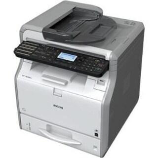 Ricoh SP 3610SF LED Multifunction Printer - Monochrome - Plain (Refurbished)