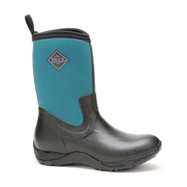 d81f5d1ae26 Muck Boot Women's Arctic Weekend Black/Shaded Spruce Size 6 Winter Boots