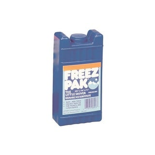 Freez Pak 4937 The Little Shiver Ice Pack, 8.5 Oz, Blue