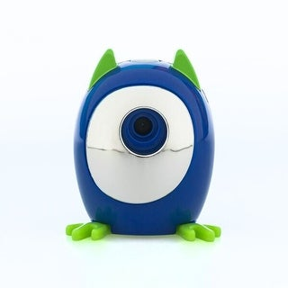 Wowwee 1405 Snap Pets Mini Bluetooth Camera, Blue/Green Cat