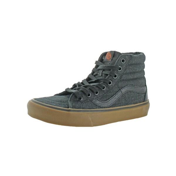 Vans Mens Sk8-Hi Reissue Skateboarding Shoes Hightop Trainer - 7 medium (d)