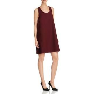 c00e41606410b Theory Womens Kestel Tunic Dress Wool Scoop Neck - s