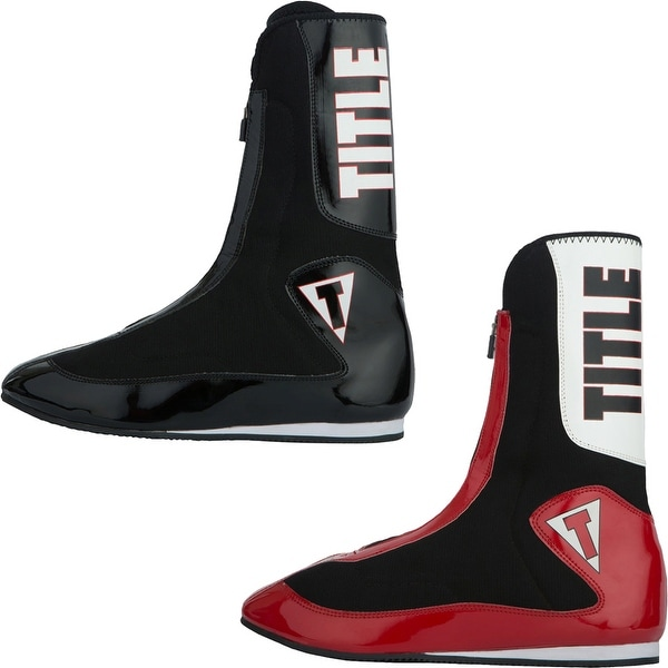 Title Boxing Elevate Enrage Lightweight Tall Boxing Shoes