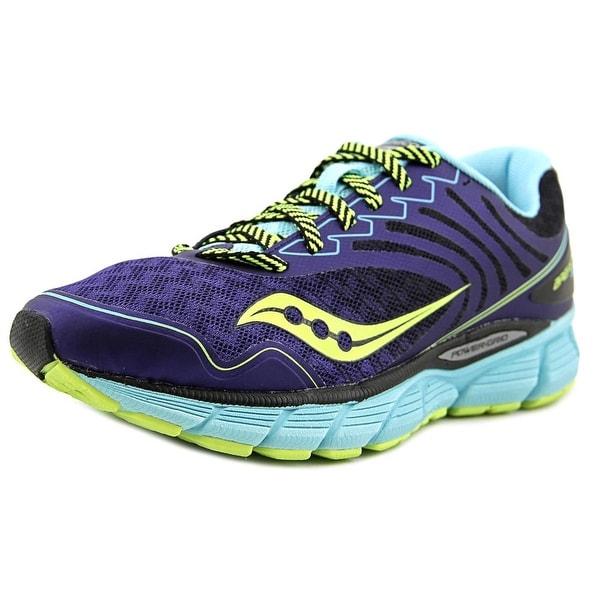Saucony Breakthru 2 Women  Round Toe Synthetic Blue Running Shoe