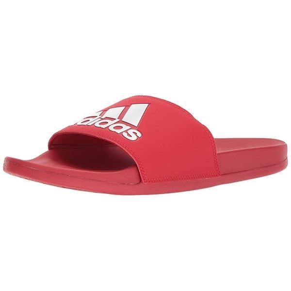67f18d28298b Shop Adidas Men Adilette Cf+ Logo Slide Sandal