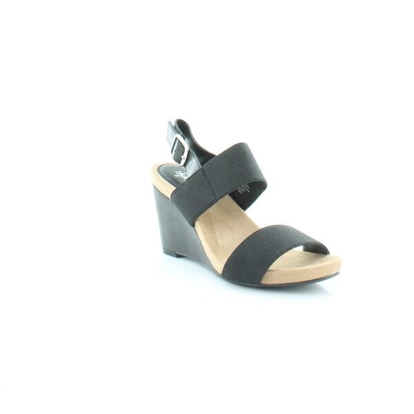 Style & Co. Fillipi Women's Sandals & Flip Flops Black