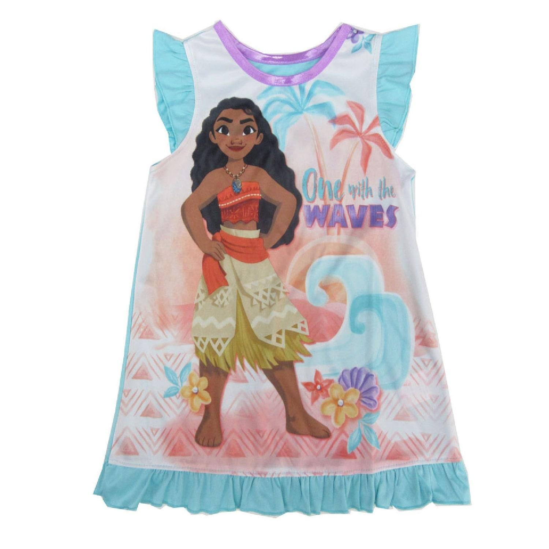 Disney Moana T-Shirt and Shorts Set for Girls Multi
