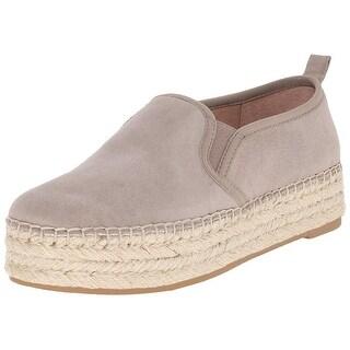 Sam Edelman Womens Carrin Leather Closed Toe Espadrille Flats